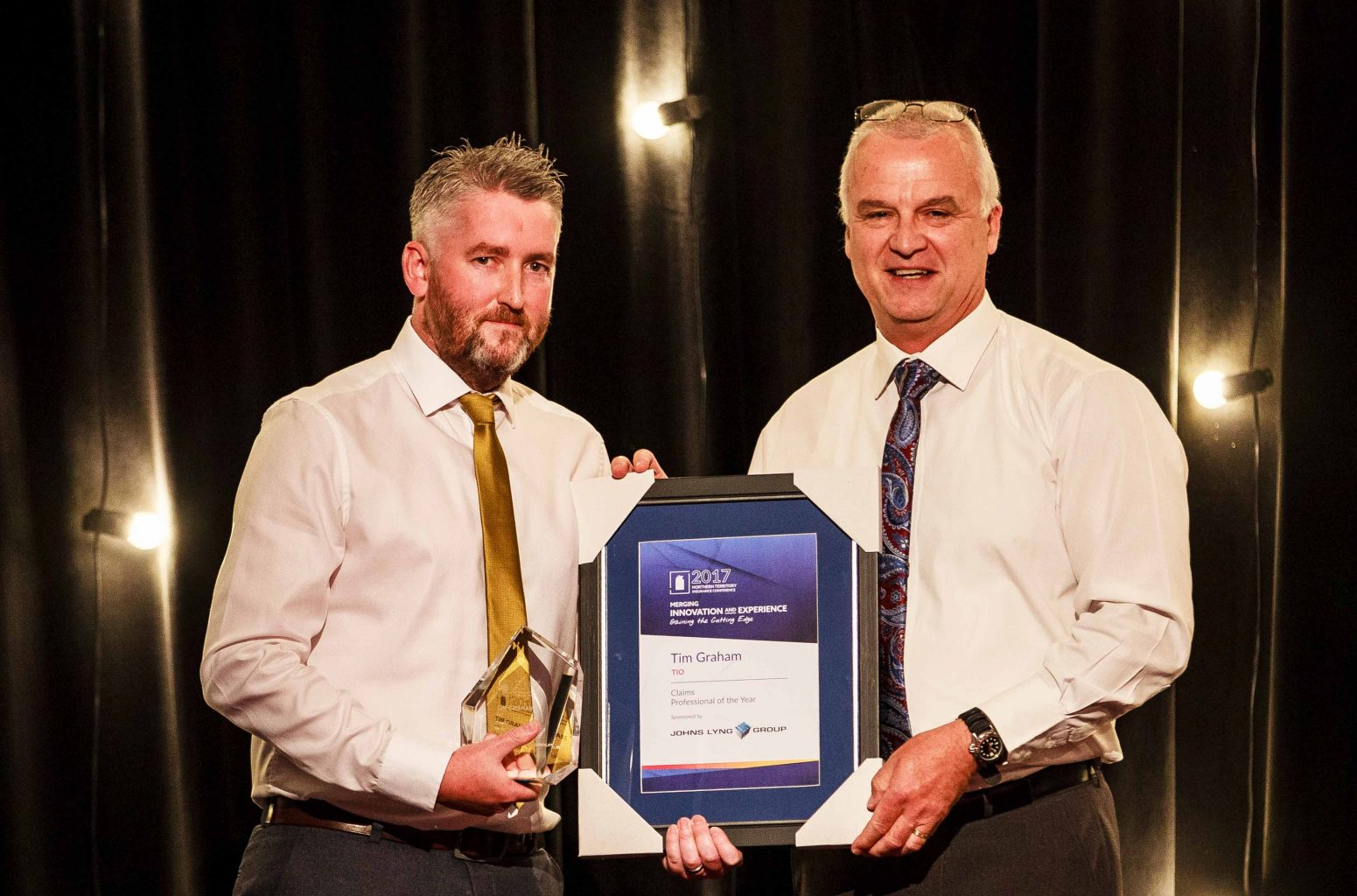 Insurance Industry Awards – NT Insurance Conference
